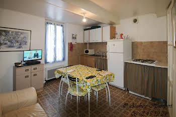 Appartement 2 pièces 34,63 m2