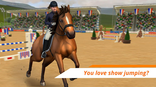 Horse World u2013 Showjumping - For all horse fans! 2.1.2405 screenshots 1