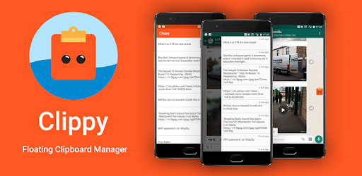 Clippy - Floating Clipboard Manager 3 1 1 (Android