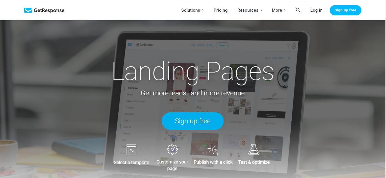 GetResponse Landing Pages.PNG