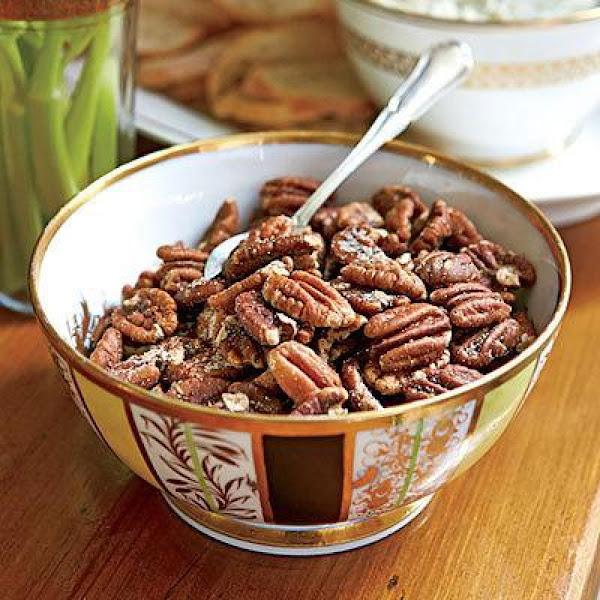 Toasted Pecans Recipe