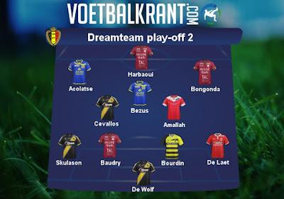 STVV, Lierse, Lokeren, Antwerp, Zulte Waregem en Moeskroen in ons dreamteam van play-off 2
