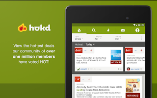 Screenshot of HotUKDeals - Official