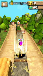 Endless adventure of Prince Aladin Run 3D - náhled