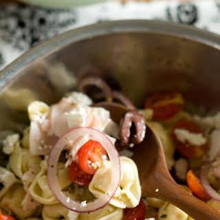 Lunchbox Tortellini.