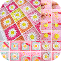 Crochet Blanket Patterns icon