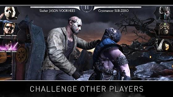 Mortal Kombat X 1.12.0 (Mega Mod) Apk + Data