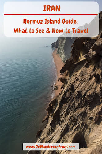 #Iran #Hormuz Island Guide: What to See & How to #Travel // Pink Beach