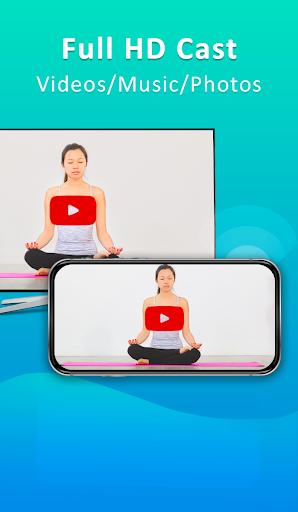 HD Screen Mirroring - Mirror Screen To TV screenshots 2