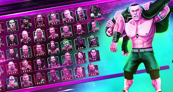 Guide for WWE Mayhem - náhled