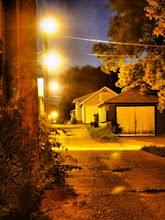 Photo: Ally lights.