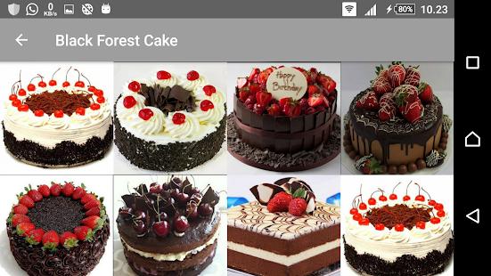 Black Forest Cake - náhled