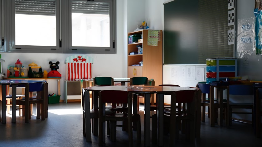 El curso escolar comienza en Andalucía el 10 de septiembre.