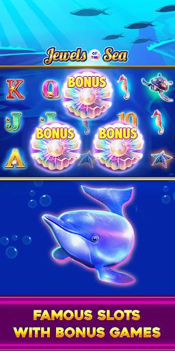 Slots Galaxyu2122ufe0f Vegas Slot Machines ud83cudf52 3.6.14 Mod screenshots 4