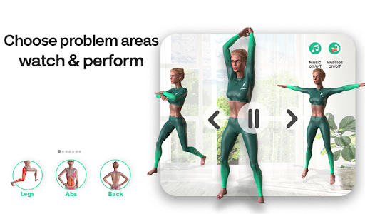 Fitonomy - at Home Workouts and Weight Loss Meals 4.2.6 screenshots 9