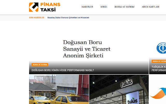 Finans Taksi