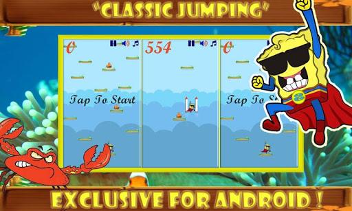 Sponge Jump