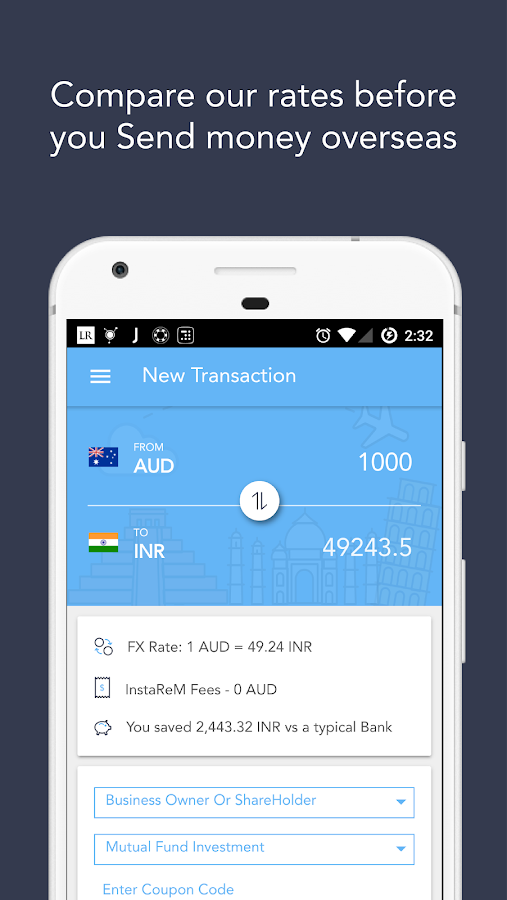 how to send money overseas with paypal