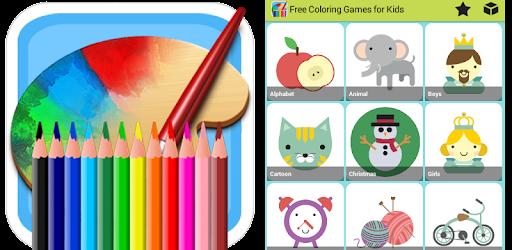 Cocuklar Icin Ucretsiz Boyama Oyunlari Indir Pc Windows Android