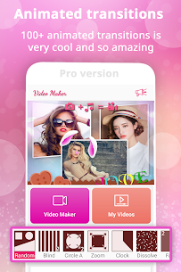 Video Slideshow Maker Pro & Animated Transitions 1