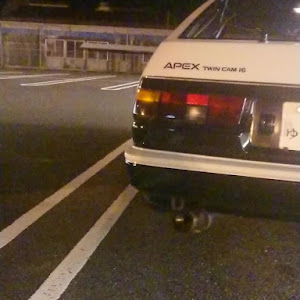 スプリンタートレノ AE86 鹿屋のハチロクのカスタム事例画像 イッコーさんの2019年07月17日01:19の投稿
