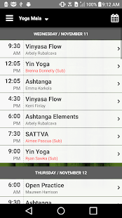 Yoga Mala- screenshot thumbnail