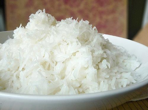 Perfect Coconut Rice Recipe