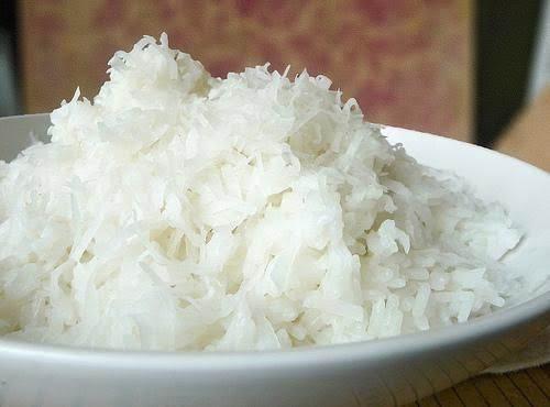 Perfect Coconut Rice