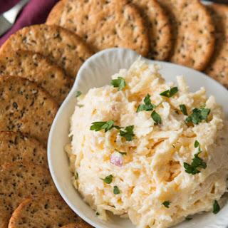 3 Ingredient Jarlsberg Cheese Dip Recipe