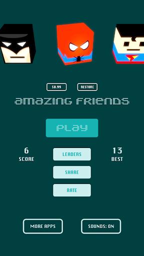 Amazing Brick Friends 3D