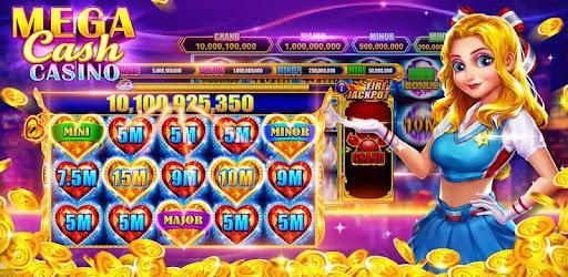 Mega Cash Casino - Vegas Slots Games captures d'écran