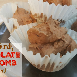Keto Friendly Chocolate Fat Bombs