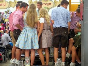Photo: MÜNCHNER OKTOBERFEST 2014. Foto: Dr. Klaus Billand