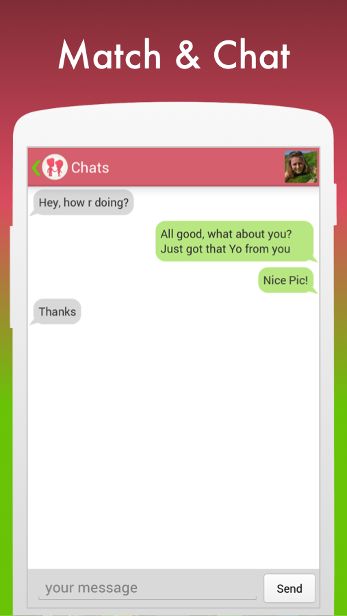 free flirting apps