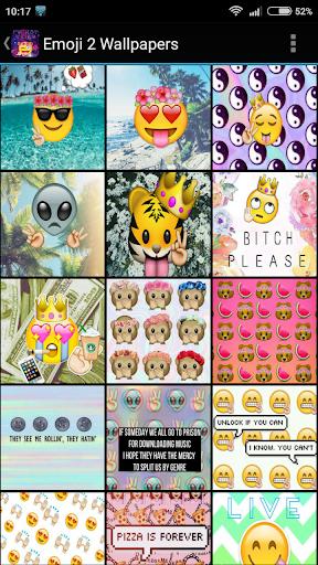 Emoji 2 Wallpapers