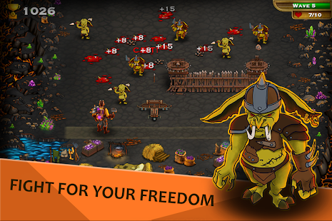 Goblins: Dungeon Defense- screenshot thumbnail