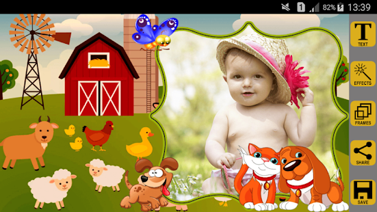 Download Baby Photo Frames For PC Windows and Mac apk screenshot 7