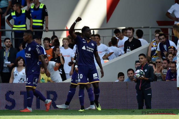 Toulouse et Iseka s'imposent facilement contre Nice