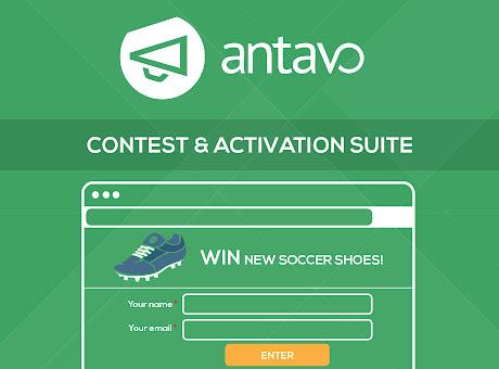 Antavo - Contest & Activation Suite