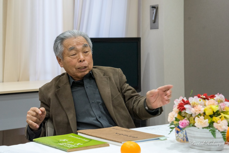 田中盛亮 氏