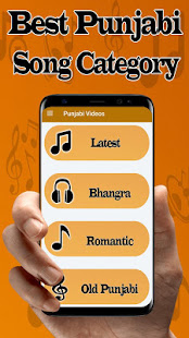 Download Punjabi Video: Punjabi Song,Hit Song: Music Gaana For PC Windows and Mac apk screenshot 2