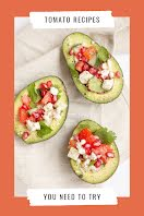 Tomato Recipes To Try - Pinterest Promoted Pin item