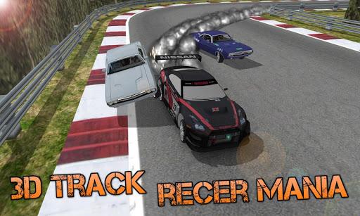 3D Track Racer Mania Full