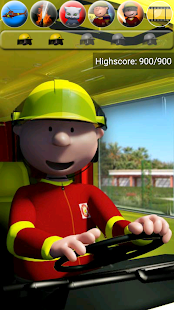 Talking Max the Firefighter- screenshot thumbnail