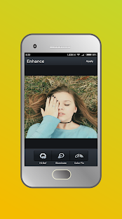 Nikhe Camera - Selfie - náhled