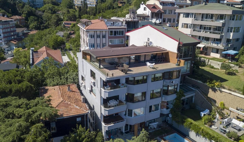 Appartement avec terrasse et piscine Istanbul