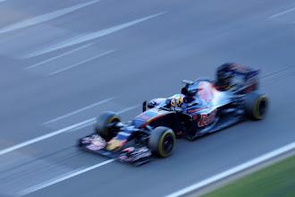 Photo: Carlos Sainz - Scuderia Toro Rosso