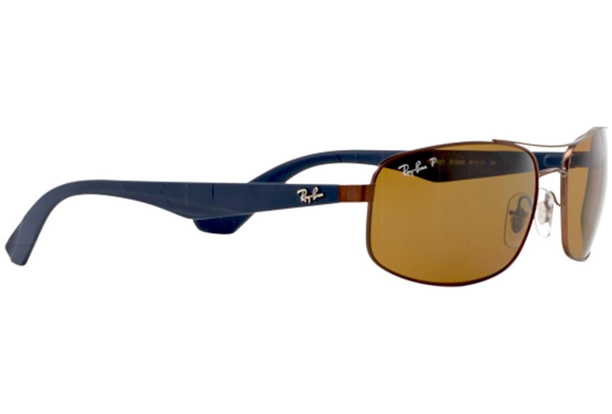 19ddf2c8d6 Polarized Sunglasses Ray-Ban RB3527 C61 012 83