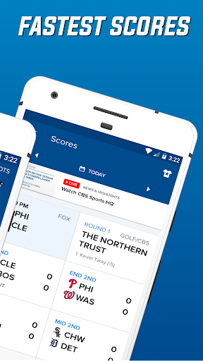 Download CBS Sports App - Scores, News, Stats & Watch Live MOD APK 2