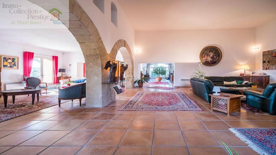 Vente maison 9 pièces 450 m² à Pezenas (34120), 781 000 €